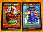 Lot 2 DELTORA QUEST SPECIAL EDITION Books Complete 1-8 Series Emily Rodda VGC L2