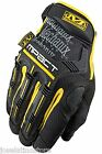 Mechanix Authentic AMARILLO/NEGRO MPact MPT Serie Guante De Seguridad Mayoría