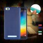 UltraThin Candy Color Silicone Matte Soft Case Cover for Xiaomi Mi 4i Cell Phone