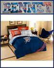 "Oklahoma City Thunder  9"" Childrens Wooden Letters Decor Can do any Theme on eBay"