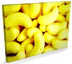 Banana Sugar Sweets Candy Art CANVAS A3 to A1 - v695