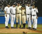 Baseball NY Yankee perfect game Girardi Cone Larsen Berra Wells Posada Photo
