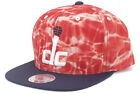 Mitchell & Ness Colored Surf Camo NBA Washington Wizards Red Snapback Cap