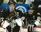NHL Hockey Pittsburgh Penguins Mario Lemieux & Sidney Crosby Photo Picture $84.95 USD on eBay