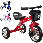 Kiddo 3 Wheeler Smart Design Kids Children Trike Tricycle Pedal Ride-On Bike New
