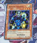 Yu-Gi-Oh CP04-EN010 Kinetic Soldier Rare Unl Edition Lightly Used