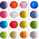 """1x Size 4""""6""""8""""10""""12"""" Paper Lanterns Decorations for Wedding Party Venue Birthday $1.57 USD"""
