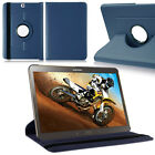 "360 Rotating Leather Case Skin Cover Swivel for Samsung Galaxy Tab S2 9.7"" T815"
