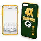 NFL Football Super Bowl Commemorative Hybrid AI6 Iphone 6 Phone Case -Pick Team!