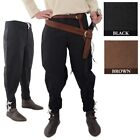 Ankle Laced Pants Pirate Medieval Larp Renaissance Reenactment SCA Cosplay