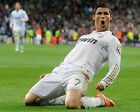 CRISTIANO RONALDO 11 (REAL MADRID) PHOTO PRINT