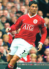 CHRISTIANO RONALDO (MANCHESTER UNITED) 01 PHOTO PRINT 01