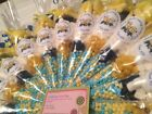 **Large MINIONS themed sweet cones,party bags,pre filled *PERSONALISED*