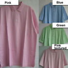 New Casual Golf Polo High Quality Shirts Resort Cotton Blends mercerized texture