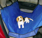 Car Back Seat Cover Pet Cat Dog Hammock Protector Waterproof  Mat