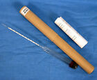 PROOF & TRALLE ALCOHOL HYDROMETER % FOR MOONSHINE STILL AND DISTILLED SPIRITS