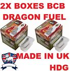 BCB FIRE DRAGON ETHANOL GEL FUEL CRUSADER COOKING HEXI STOVES BBQ 2X 4X BOXES