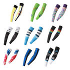 Outdoor Cycling Arm Warmers Bike Bicycle Cuff Sleeve Covers UV Block Sun Protect