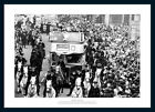 Manchester City 1969 FA Cup Final Open Top Bus Photo Memorabilia (006)