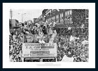 Coventry City 1987 FA Cup Final Open Top Bus Photo Memorabilia (165)