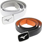 Mizuno 2015 Plain Leather Performance Golf Belt - Mens One Size (Cut To Size)