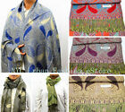 New Fall/Winter/Spring Daily Style Paisley Pattern Pashmina Scarf/Shawl #A18