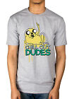 Official Mens Adventure Time Chill Out Dudes T-Shirt Finn Jake the Dog Ice King
