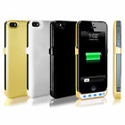 AU Stock 2700mAh Power Bank Backup Battery Charger Case Cover For iPhone 5/5S