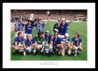 Everton FC 1984 FA Cup Final Team Celebrations Photo Memorabilia (087)