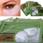 Hot 100 X Pairs Anti Aging Dark Circle Collagen Eye Patches Pad Mask Bag Gel B68