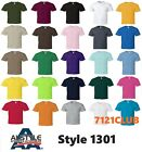 Alstyle Apparel AAA T Shirt 1301 Men's Plain Blank Short Sleeve T Shirts S-5XL image