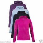 Berghaus Spectrum Women's Micro FZ Fleece Half Zip Hooded Jumper 4 Colours