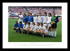 Aston Villa 1982 European Cup Final Team Line Up Photo Memorabilia (309)