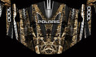 2013+ Polaris RZR 1000 BushWolf Grassland Design Decal Graphic Kit Wraps 2 Door