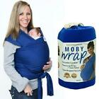 New Top Cotton Backpack Wrap Infant Baby Carrier Breastfeed Sling Freeshipping