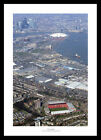 Charlton Athletic The Valley Football Stadium Aerial Photograph (CHAI02)