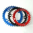 Chainring Narrow Wide Single CNC 7075 T6 blue red black silver 104 BCD 9 10 11