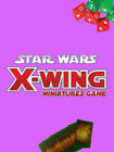 Star Wars X-Wing Miniatures Game Damage Deck, Asteroids, Dice, Playmat, etc $3.47 USD