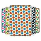 HEAD CASE DESIGNS BALL PATTERN SOFT GEL CASE FOR APPLE SAMSUNG TABLETS
