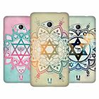 HEAD CASE DESIGNS STAR OF DAVID SOFT GEL CASE FOR NOKIA PHONES 1
