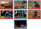 Force Awakens Preview Glossy Paper 2015 Topps 3D Revenge of the Sith Star Wars