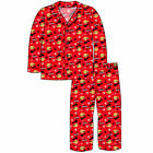 Boys Kids Disney Jake And The Neverland Pirates Red Pyjamas Ages 18 24 2 3 4 5