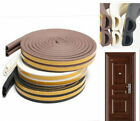 Внешний вид - 5M Foam Self Adhesive Window Door Excluder Seal Strip Rubber Tape Weatherstrip