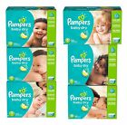 Pampers Baby Dry Disposable Diapers Size 1, 2, 3, 4, 5 & 6 - NO TAX!