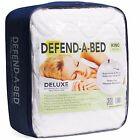 Quality Sleep Defend-A-Bed Deluxe Quilted Waterproof Mattress Protector