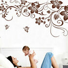 Colorful Flower Removable Wall Sticker Art Vinyl Decal Mural Home Bedroom Decor