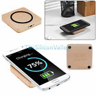 Genuine Qi Wireless Fast Charger Charging Pad Dock Cradle Station for Cell Phone