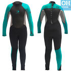 Odyssey Core 3/2mm Childs Kids Boys Girls Full Wetsuit Long Wet Suit Teen
