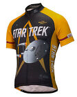 Star Trek Command USS Enterprise Cycling Jersey Men's Brainstorm Gear bike