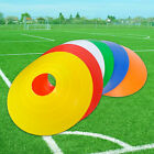 NEW Disc Cones Soccer Saucer Football Field Marking Coaching Training Agility